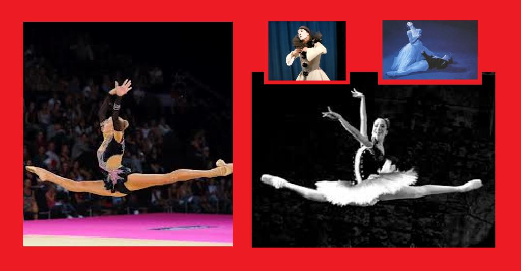 спорт и танец