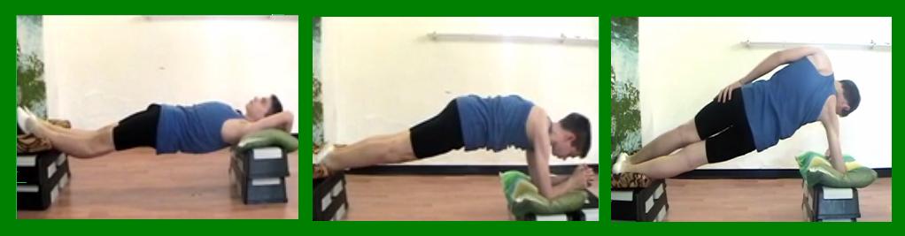 Простые упражнения для укрепления корпуса