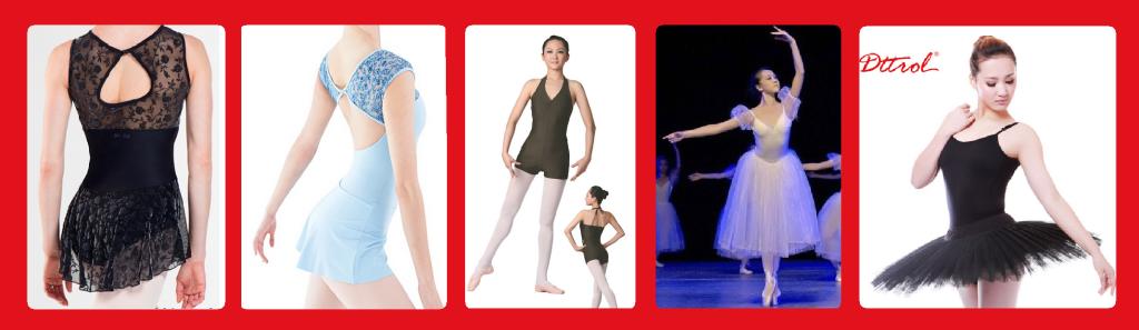 женская одежда для балета